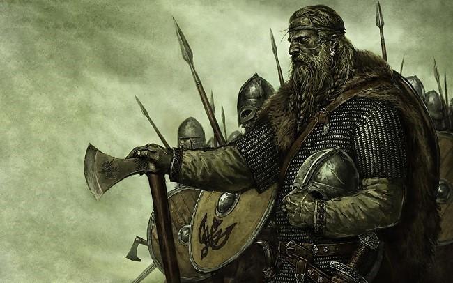 берсерки или викинги