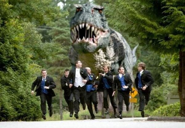 от тиранозавра