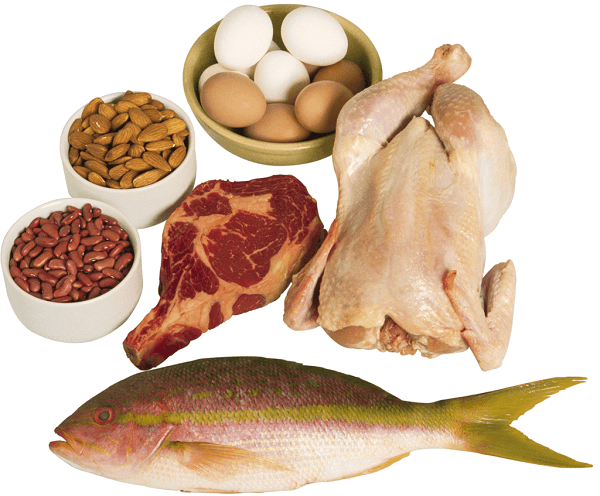 протеины ваши