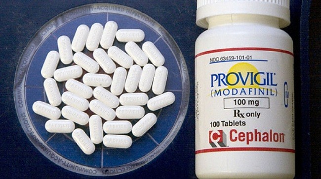 does provigil have any drug interactions?