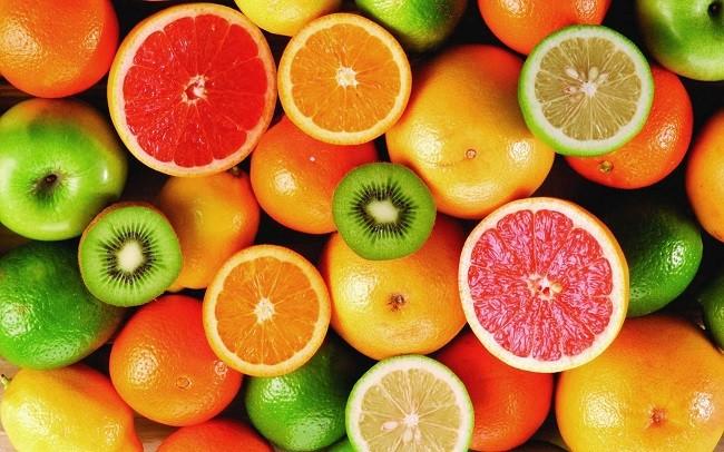 витамины фрукты