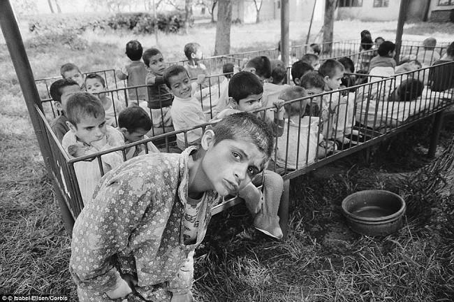 румыния дети